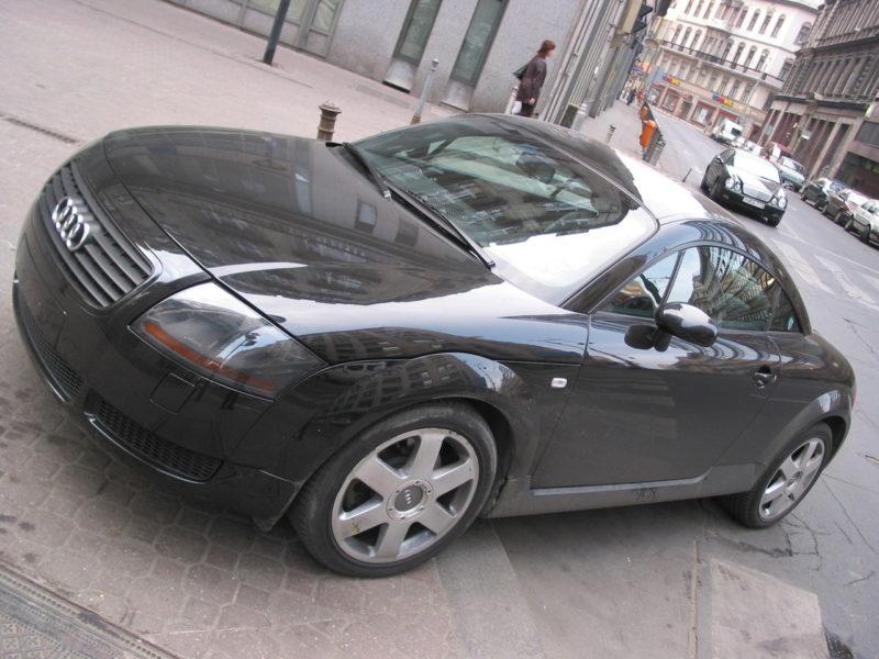 oklejanie samochodów Gdańsk